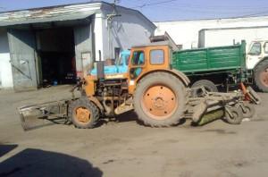 трактор т-40ап