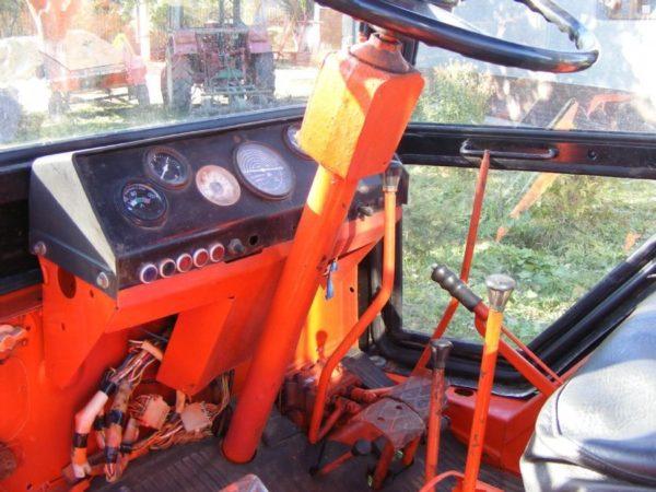 кабина трактора т-25а