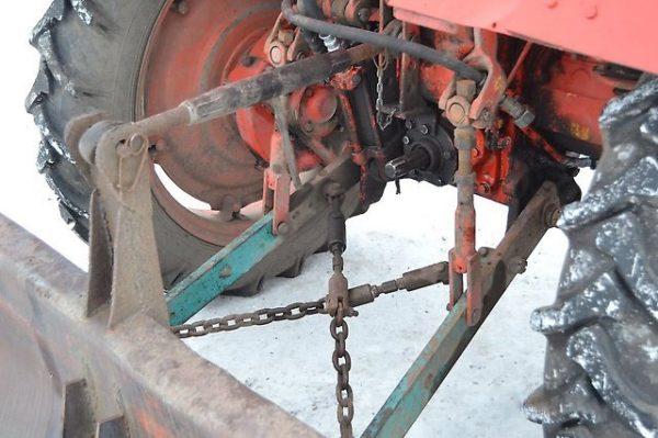 Система навесного оборудования т-25