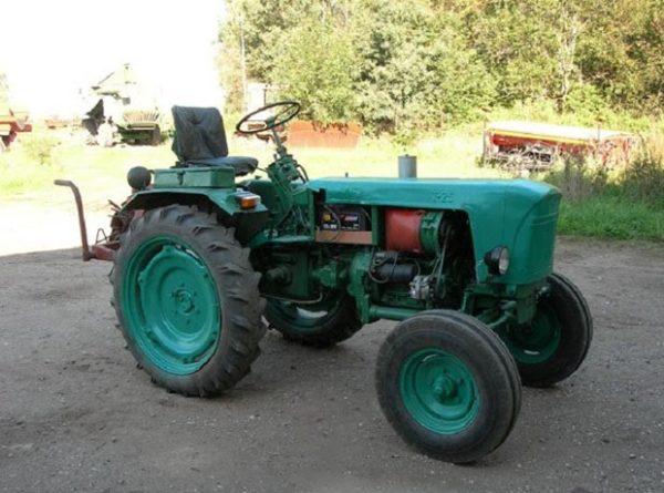 трактор т-25 образца 1966 года