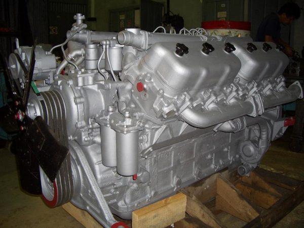 Двигатель ЯМЗ-240БМ2