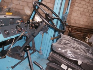 кабина трактора т-150 обзор