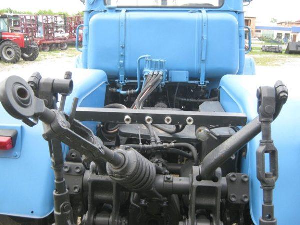система навесного оборудования т-150