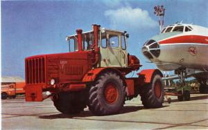 трактор к700