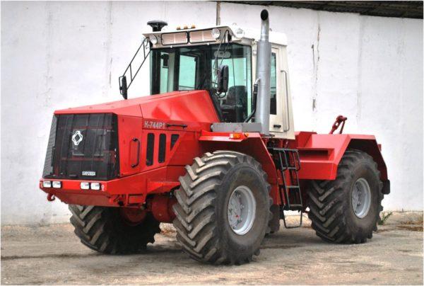 трактор к744р1