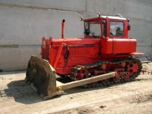 трактор дт-75б