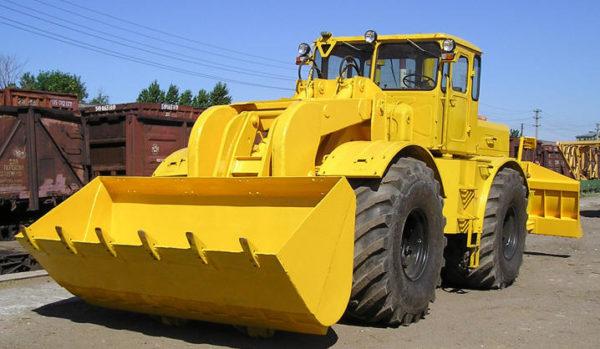 Трактор К-701 ПФ-1 погрузчик фронтальный