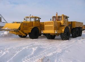 трактор К-701-Т-ТТБ тягач тракторный балластный