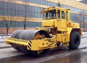 Трактор К-701М-ВК виброкаток