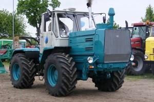 трактор т-154