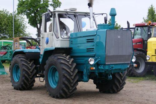 Трактор Т-150К: технические характеристики