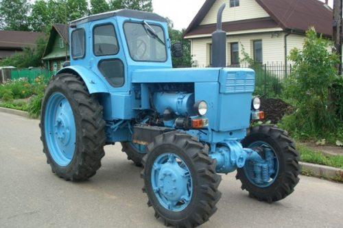 трактор т-40 технические характеристики