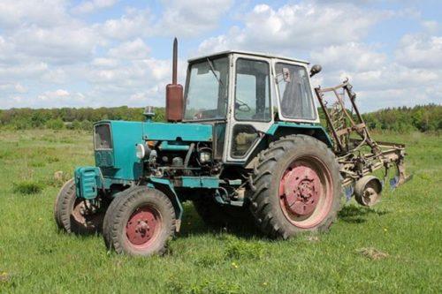 трактор юмз-6: технические характеристики