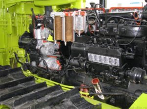 traktor T-4A dvigatel