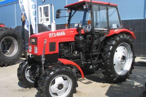 Трактор ЛТЗ 60: технические характеристики