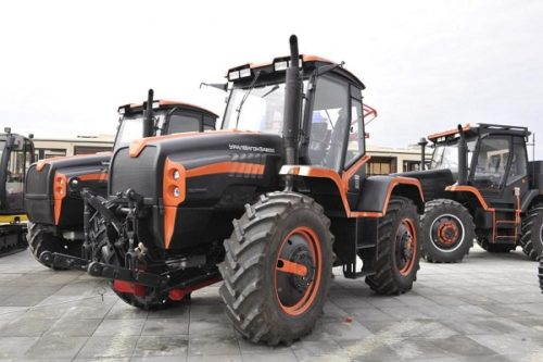 Трактор РТМ-160: технические характеристики