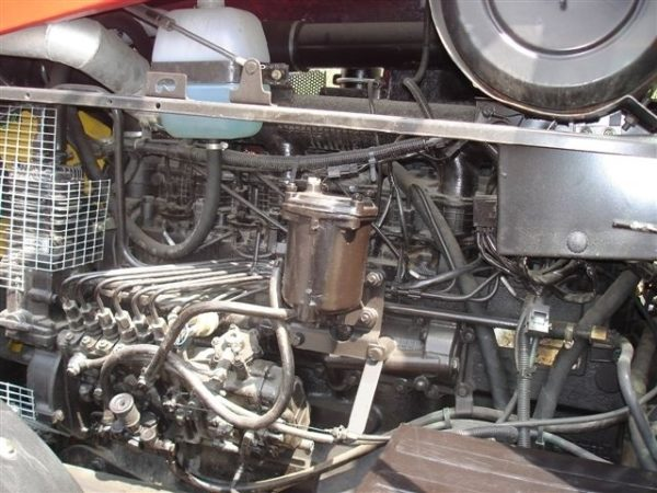 двигатель трактора МТЗ-1523