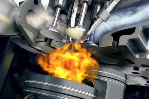 двигатель внутреннего сгорания устройство и принцип работы