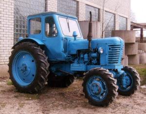 Трактор МТЗ-50: история создания