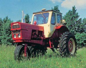Трактор МТЗ-50Х1