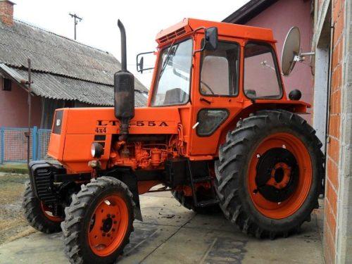 Модификации трактора «ЛТЗ-55»