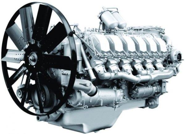 Двигатель ЯМЗ 8501.10