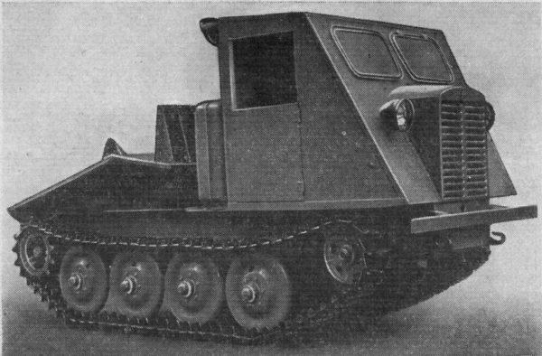 Основные модели ОТЗ — непосредственные предки «Онежца-320»