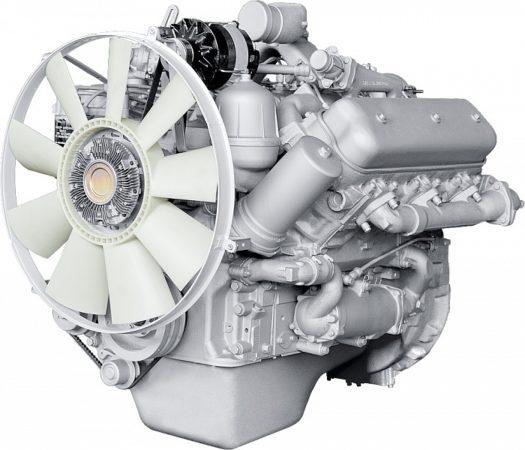 Двигатель комбайна «АКРОС 530»