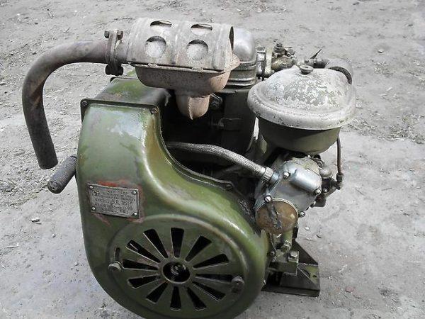 Двигатель мотоблока «МТЗ-05»
