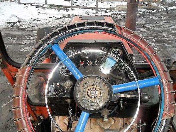 Особенности эксплуатации трактора «ЛТЗ-55» и отзывы владельцев