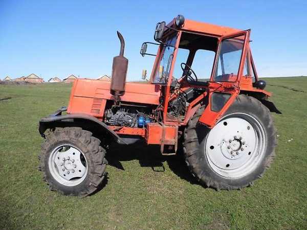 Трактора «ЛТЗ-55» на вторичном рынке
