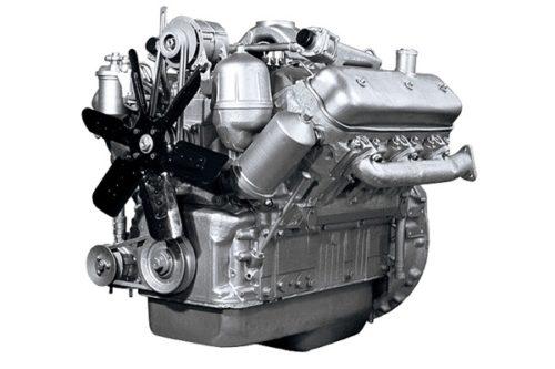 Двигатель ЯМЗ 236: технические характеристики