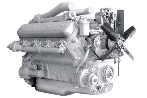 Двигатель ЯМЗ 238: технические характеристики