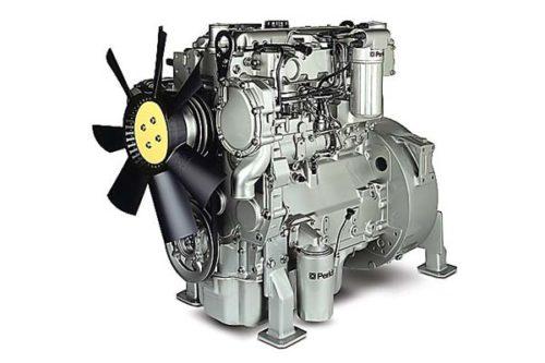 Двигатели «СХ-105»: «Перкинс» и «Ивеко»