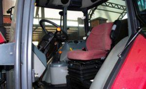 Кабина трактора «КамАЗ СХ-105»