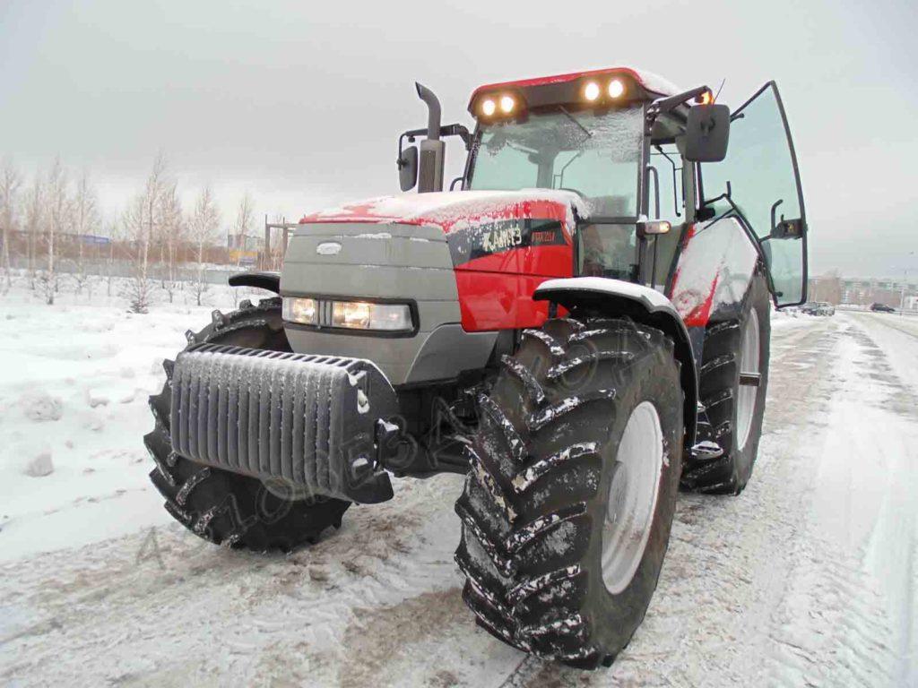 Трактор Камаз XTX 215: технические характеристики