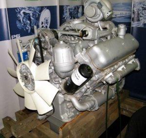 Устройство и компоновка двигателя