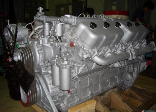 Технические характеристики двигателя «ЯМЗ-240» в цифрах
