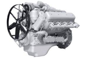 ЯМЗ 7511: технические характеристики