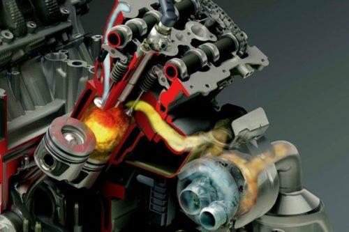 Устройство топливной системы дизельного двигателя