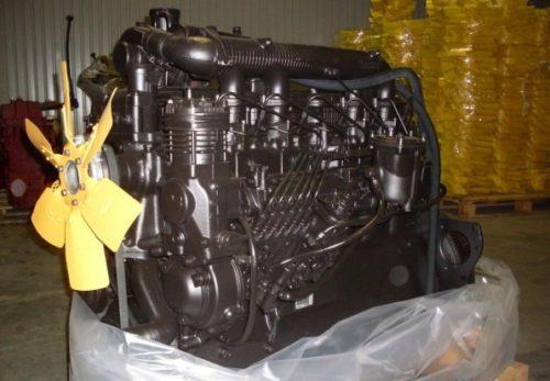 Двигатели «ХТЗ–16131»-01