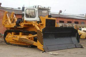 Бульдозер Т-330 Технические характеристики