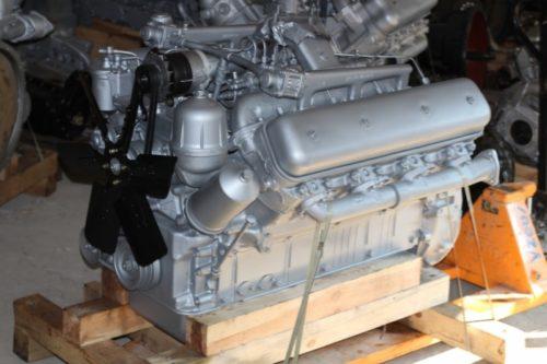 Двигатель трактора «ХТЗ-181»