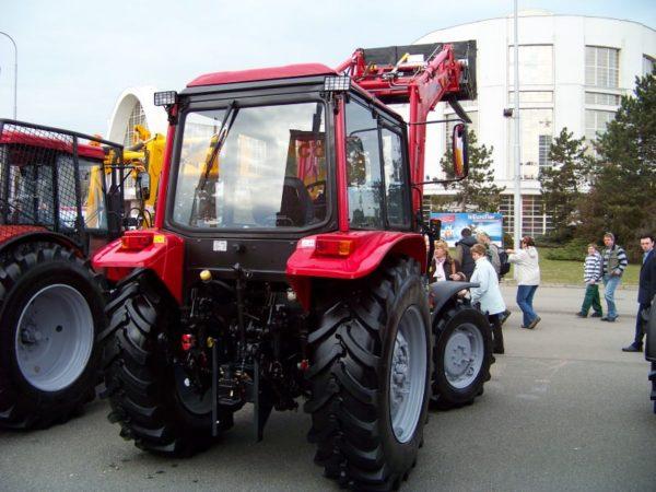 Гидросистема «МТЗ-920»