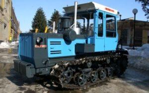 ХТЗ-181 Технические характеристики