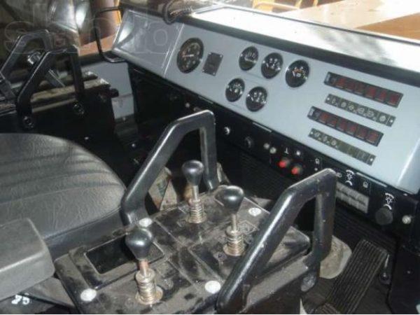 Кабина бульдозера «Т-330»01