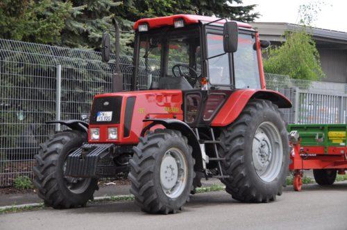 Особенности и сфера применения трактора «МТЗ-920»01