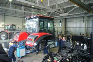 Цена трактора «Беларус МТЗ-3022»