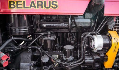 Двигатель трактора «Беларус МТЗ-892.2»01