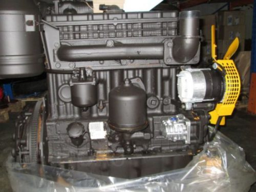 Двигатель трактора «Беларус МТЗ-892.2»
